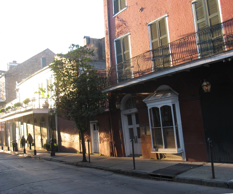 Dumaine Street Morning