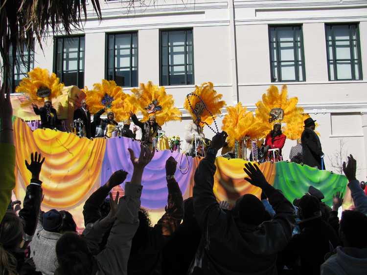 Zulu Float